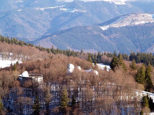 solar observatory on schauinsland