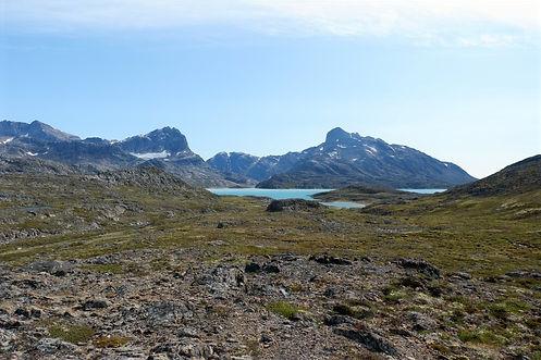 greenlandic landscape