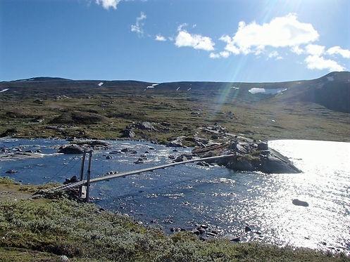 bridge near russvatnet