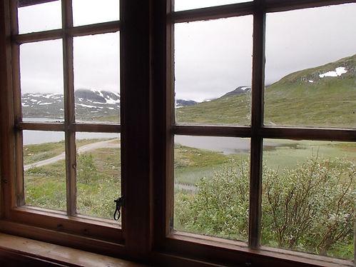 mountain cabins in jotunheimen