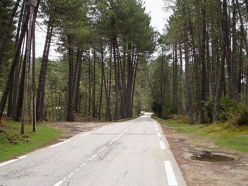 roads in corsica