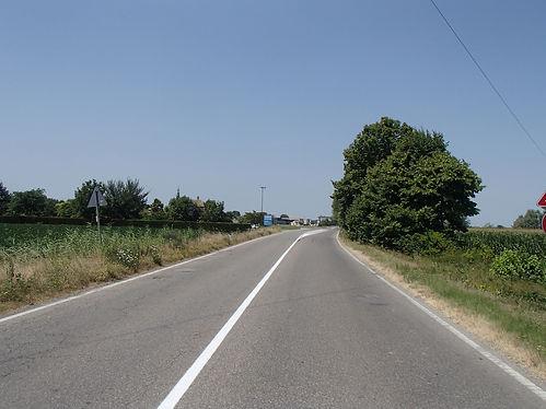 roads in Italy