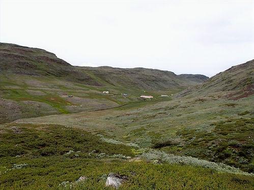 greenlandic farm
