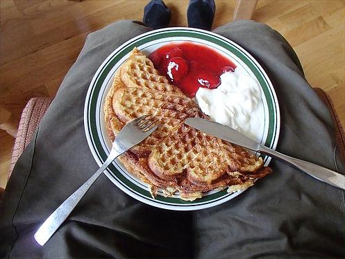 eating in jotunheimen