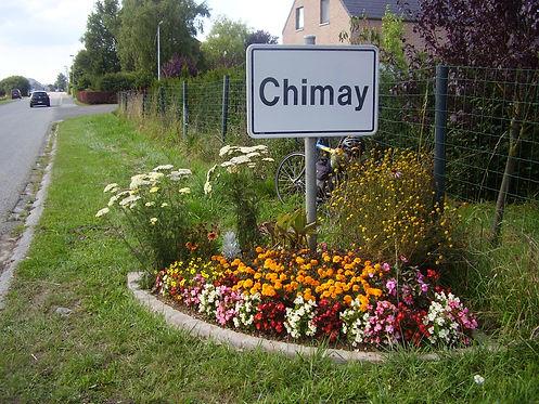 Chimay village