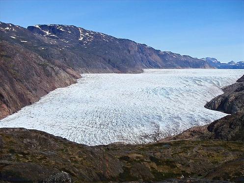 Narsarsuaq glacier