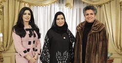 لقائي مع رئيسة البرلمان الاماراتي