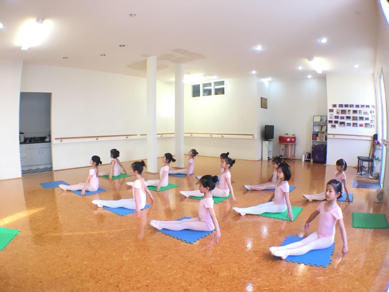 中国舞综合训练