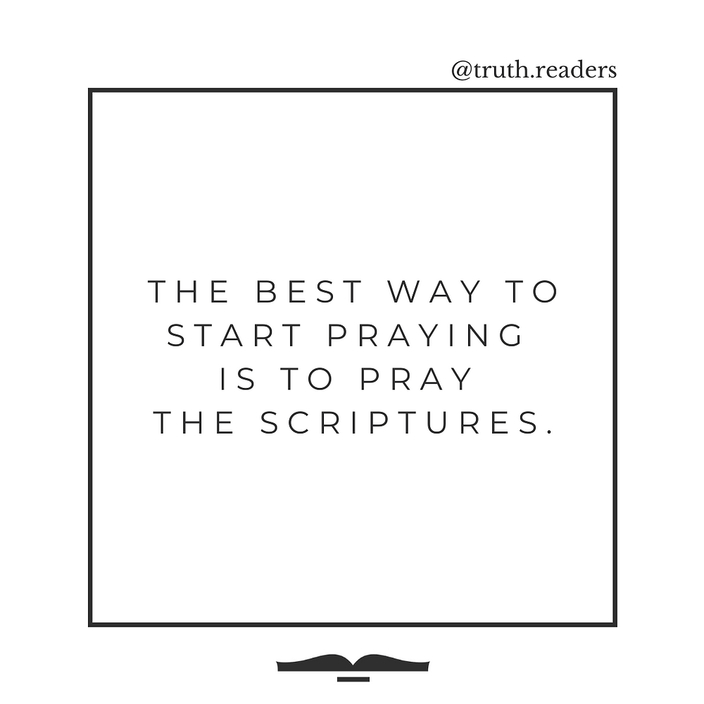 pray-the-scriptures