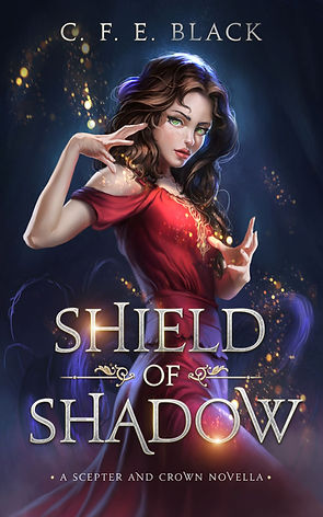 Shield of Shadow cover