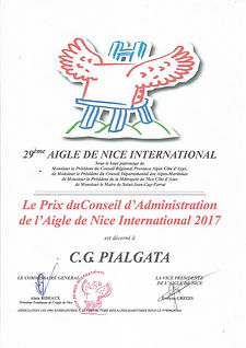 Aigle de Nice International