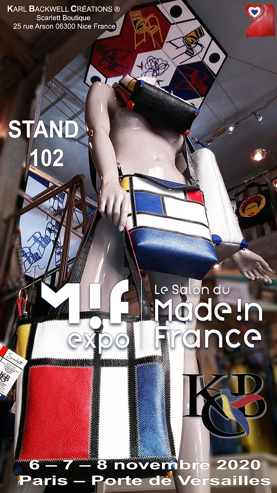 Mif Expo Salon du Made in France 2020