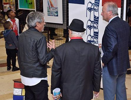 Jean-François Dieterich, Alain Bideaux, Carlos Gaspar Pialgata