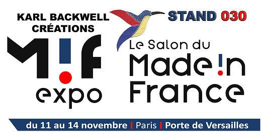 Mif Expo Salon du Made in France Paris 2021
