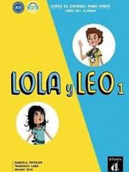 Lola y leo 1 textbook