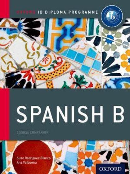 IB Spanish B Course Book: Oxford IB Diploma