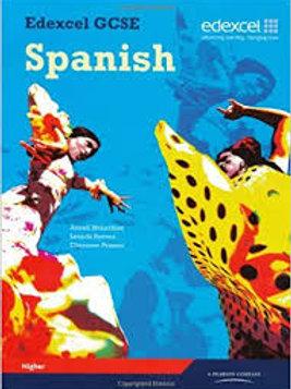 GCSE Spanish edexcel higher
