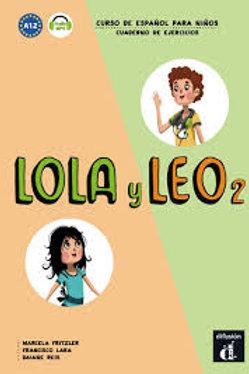 Lola y leo 2 workbook