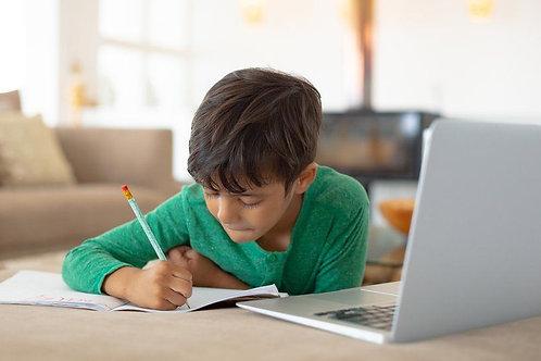 在線上十節課可以得到百分之十的優惠。