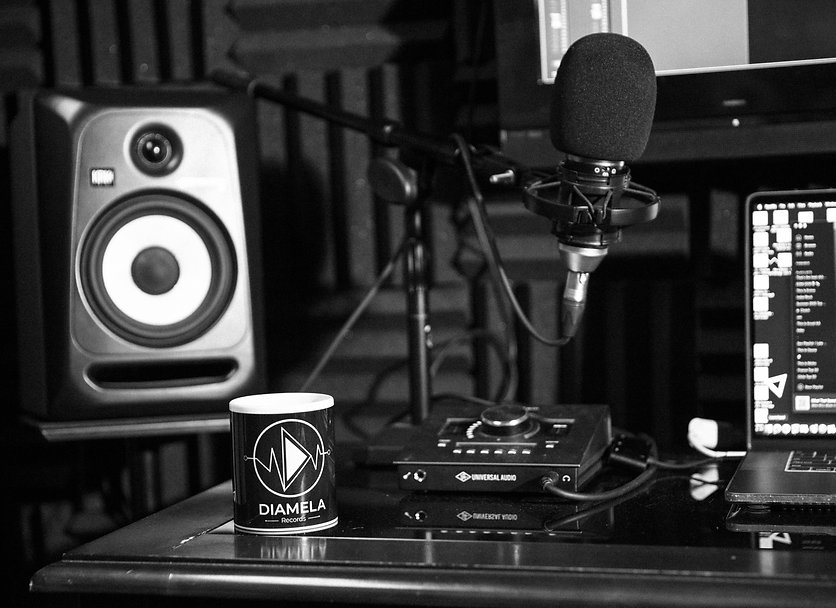 Studio, Microphone and Mixing