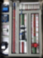 NEC Compliant Fuel Distribution Control Panel