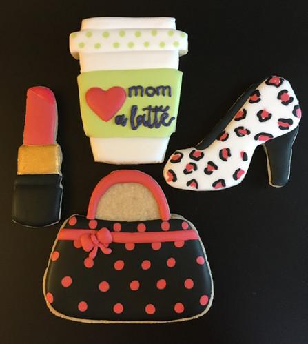 Love Mom A Latte Sugar Cookies