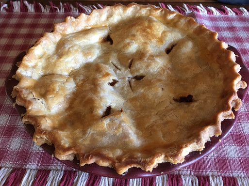 Haralson Apple Pie, 9"