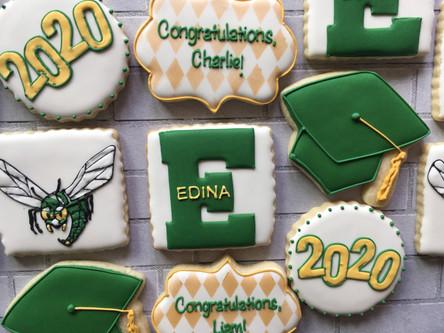 Edina Hornets Grad Sugar Cookies.jpg
