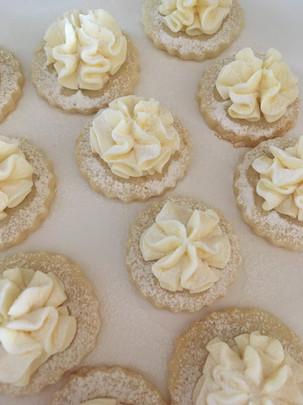 Lemon Melt-Away Cookies