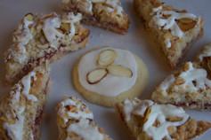 Almond Meltaway Cookie