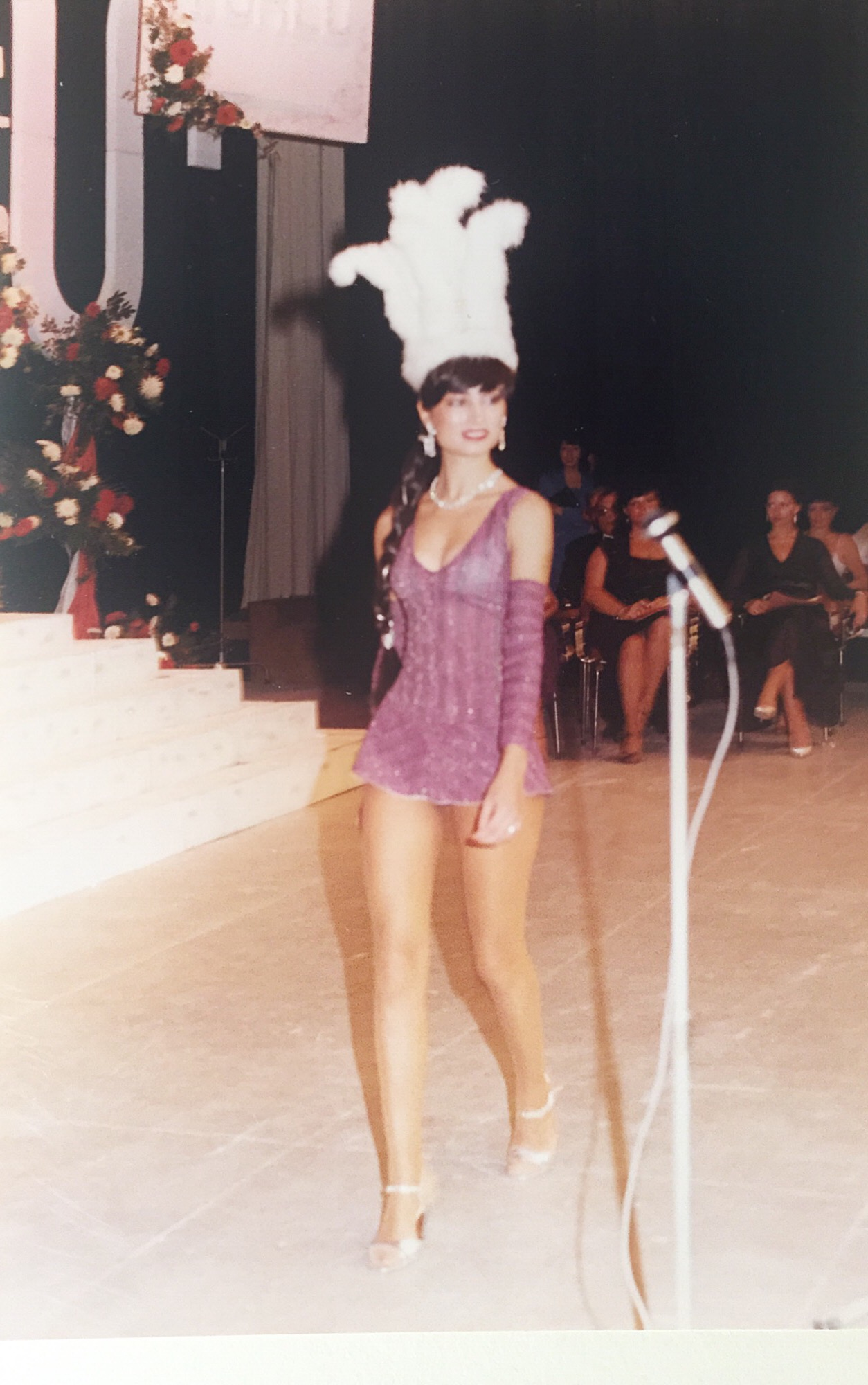 36. Miss Fgura in Miss Malta Contest 1980