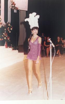 36. Miss Fgura in Miss Malta Contest 1980