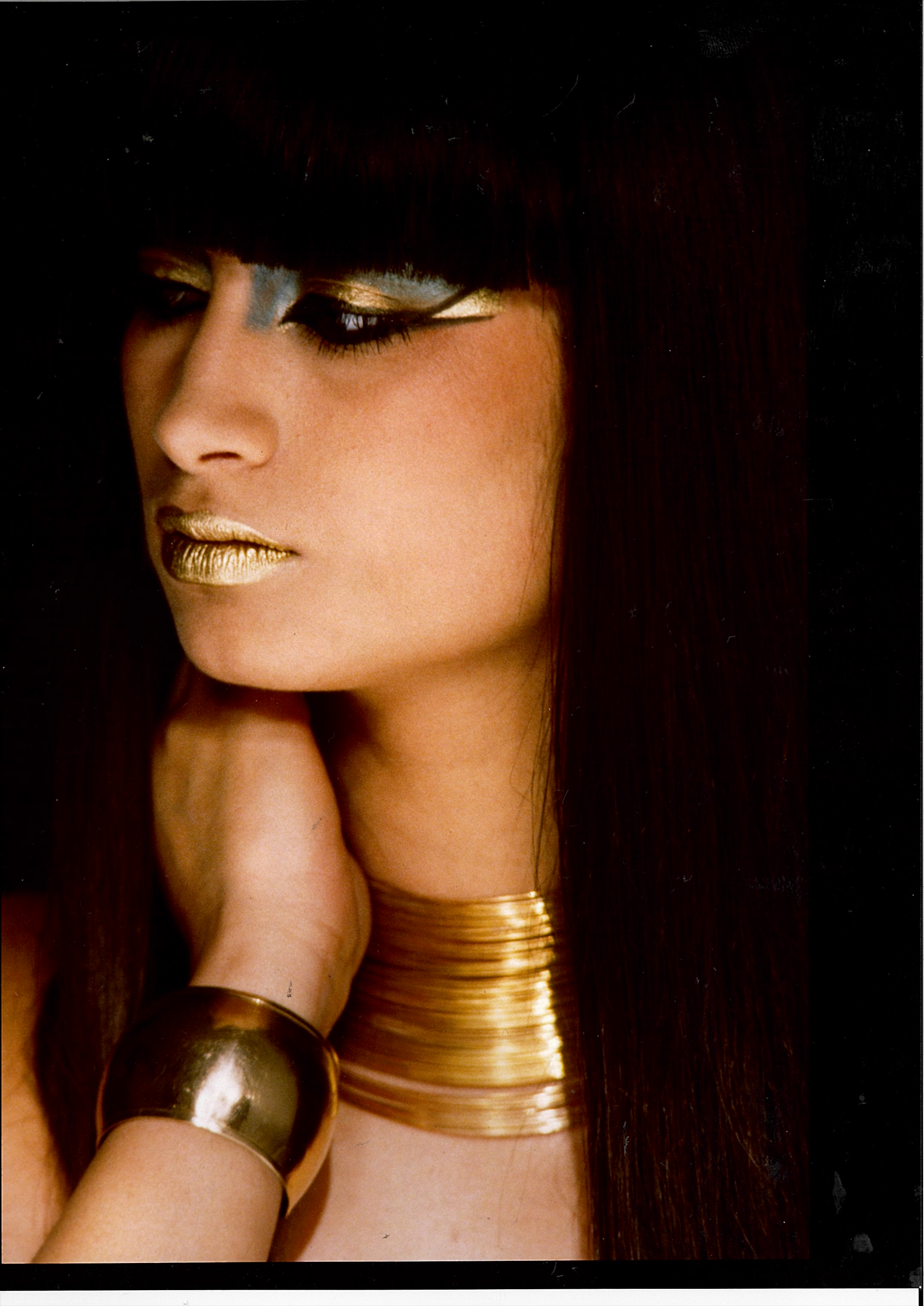 66. London Modelling - FD - Cleopatra