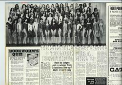 43. FD - Miss World Lineup - UK - 1980
