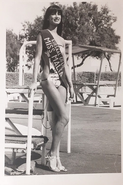 42. Photo Shoot for Miss World 1980