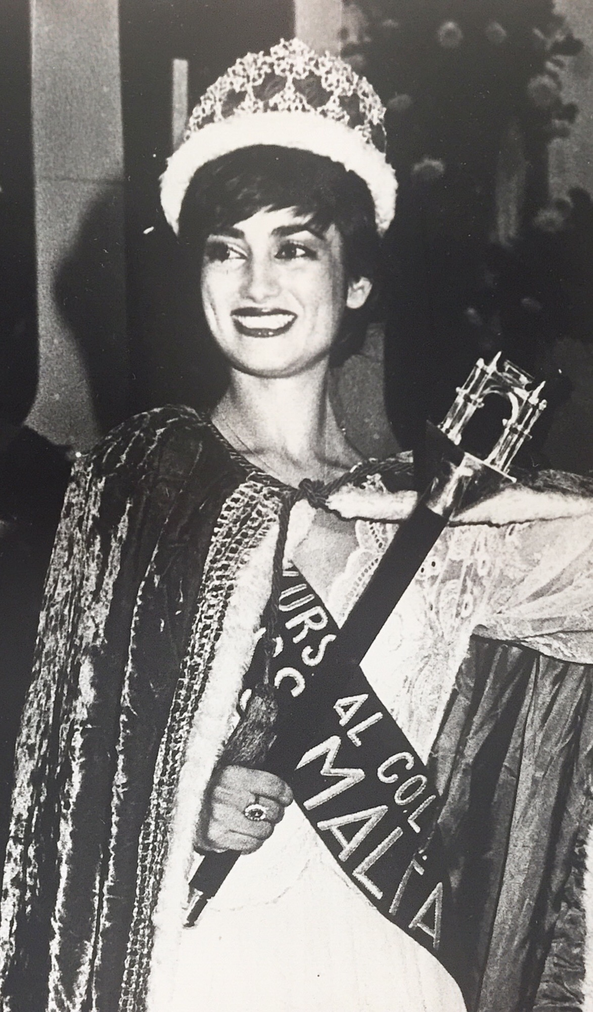 38. Miss Malta 1980