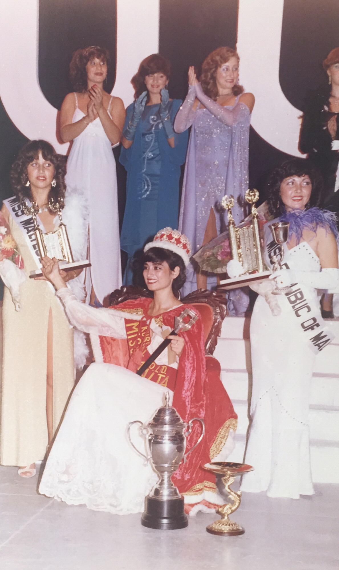 39. Miss Malta 1980