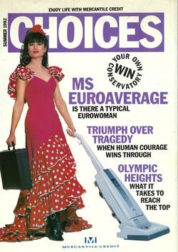 64. London Modelling - Choices Magazine - UK - 1992