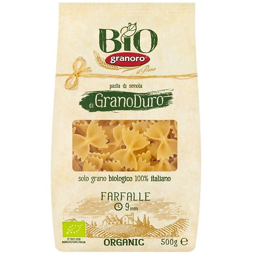 意大利 Italian Bio 有機蝴蝶粉 500克 // Italian Bio Organic Farfalle / Pasta 500gram