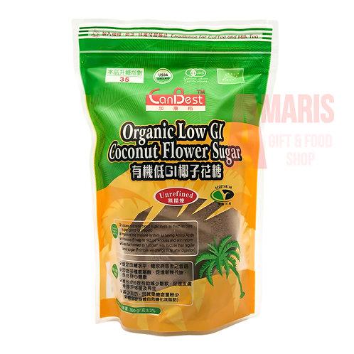 有機低GI椰子花糖 // Organic Low GI Coconut Flower Sugar