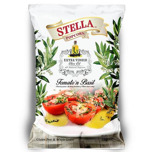 番茄羅勒味爆谷 / 爆米花 28 克 // Stella Popcorn Tomato 'n Basil 28g