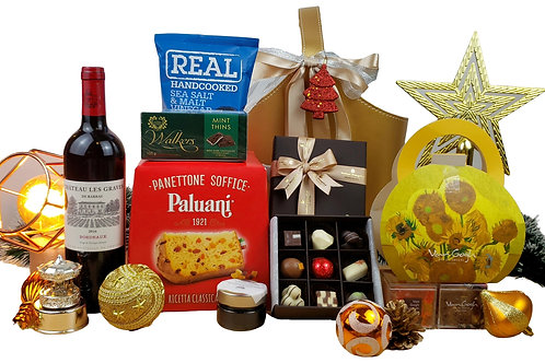 F 聖誕禮籃 Christmas Warmth Hamper