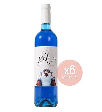 GIK 藍酒 750毫升 - 6 支優惠套裝