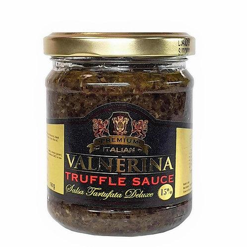 VALNERINA 15% 意大利進口 黑松露醬 180g // Valnerina Italian 15% Black Truffle Sauce 180g
