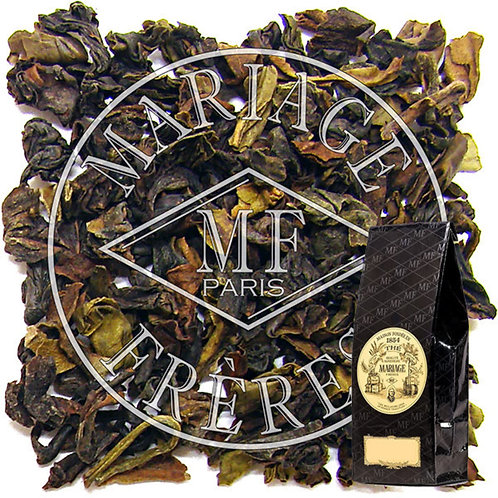 Mariage Frères - 法國瑪黑茶 茶葉 袋裝 / 散裝 AMBOOTIA BPS Darjeeling First Flush 100克