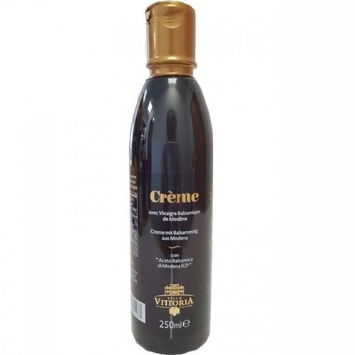 意大利香醋奶油 250毫升 // Italian Cream Villa Vittoria Balsamic Vinegar of Modena 250 ML