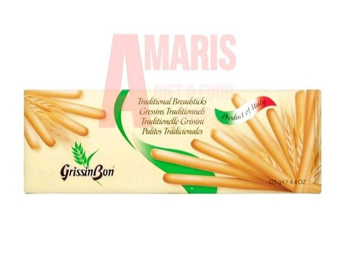 意大利傳統麵包條 125克 // Italian Grissinbon Bread Sticks Traditional 125gram