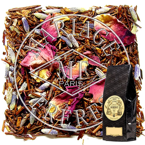 Mariage Frères - 法國瑪黑茶 茶葉 玫瑰茶 & 薰衣草茶 袋裝花茶/ 袋裝 ROUGE PROVENCE® 100克 / 3.5安士
