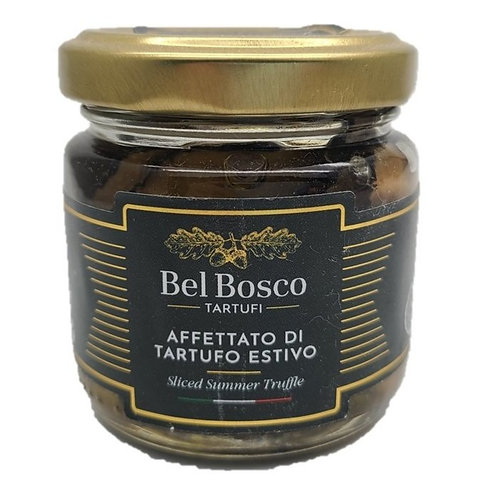 意大利 Bel Bosco 黑松露片 85克 // Italian Summer Truffle Sliced 85gram Bel Bosco