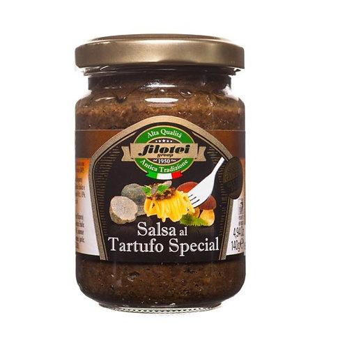 意大利 6% 黑松露醬 140克 // Italian 6% Black Truffle Sauce 140g